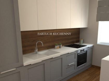 kuchnia proste fronty-Scene 1
