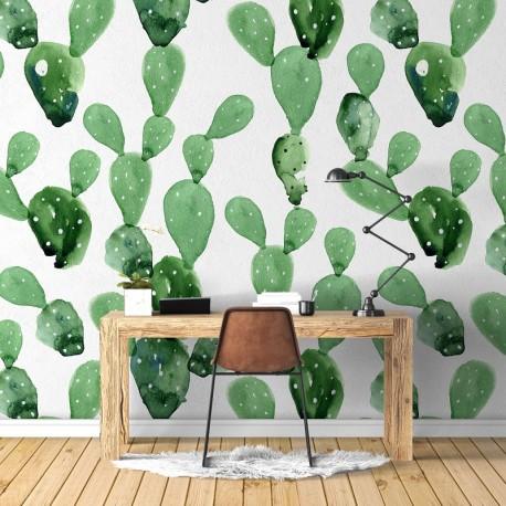 art-cactus-tapeta-scienna
